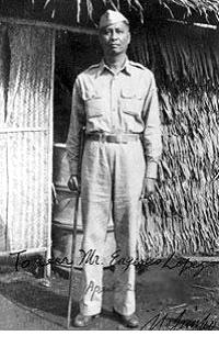The First Japanese Camp for Prisoners of War in Mindanao 3