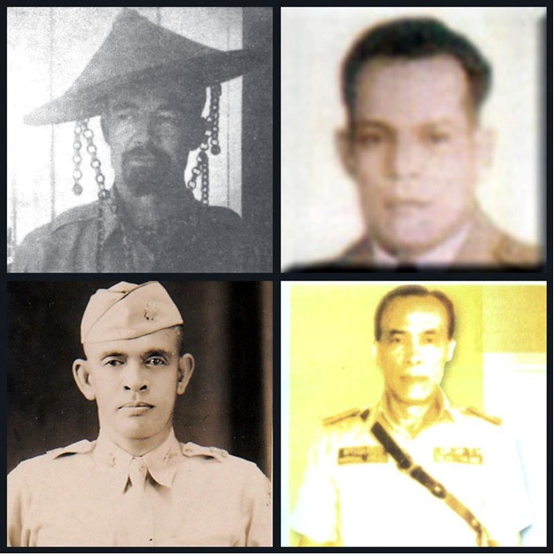 WW2 Guerrilla Commanders of Cagayan