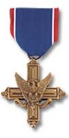 Distinguished Service Cross Awarded for actions during the World War II