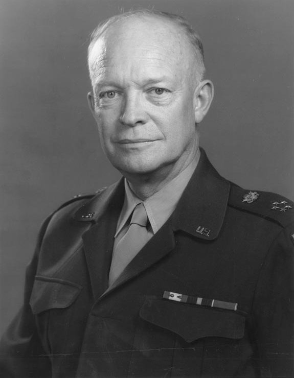 General of the Army Dwight D. Eisenhower 1947